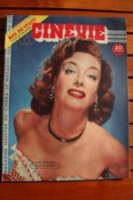 1948 Joan Crawford Michele Morgan June Haver Mac Murray