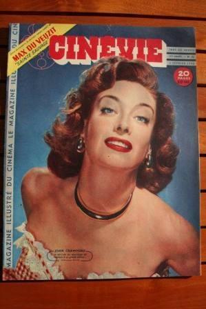 1948 Joan Crawford Michele Morgan June Haver Mac Murray
