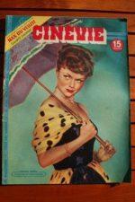 1948 Simone Simon Ingrid Bergman Esther Williams Lynn