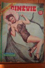 1948 Rhonda Fleming Katharine Hepburn Janis Paige