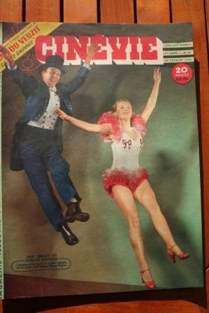 1948 Dan Dailey Evelyn Mapples Vivien Leigh Cary Grant