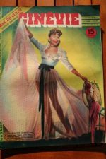 1948 Paulette Dubost Susan Shaw Paul Henreid Lamour