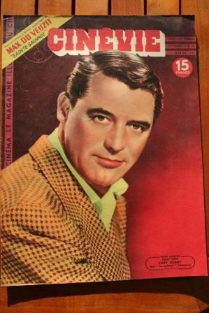1948 Cary Grant Tyrone Power Gene Tierney Hazel Court