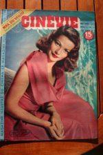 48 Gene Tierney Ingrid Bergman Cary Grant Jean Marais