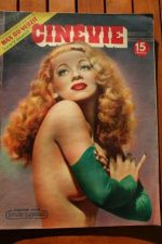 48 Mag Christine Ayers Betty Hutton Katharine Hepburn