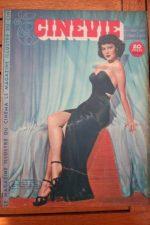 1947 Ava Gardner Jean Marais Janis Paige De Cordova