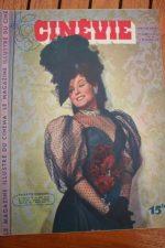 1947 Paulette Goddard June Haver Rita Hayworth