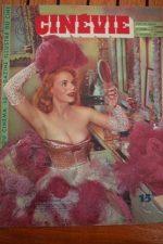 1947 Marie Wilson Linda Darnell Arlene Dahl Aumont