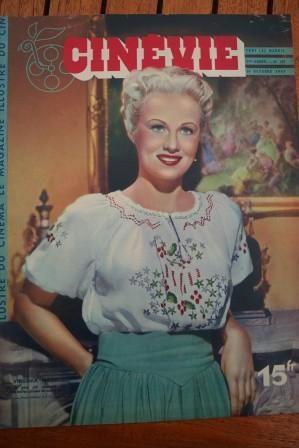 1947 Virginia Mayo Robert Ryan Gloria Grahame Crossfire