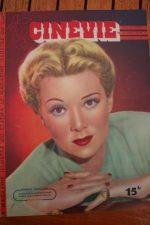 1947 Edwige Feuillere Donald O'Connor Maria Montez