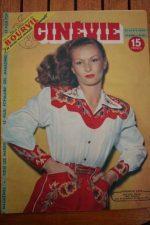 Veronica Lake Lilli Norell Orson Welles Loretta Young