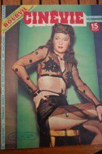 1948 Barbara Stanwyck Vera Ellen Danny Kaye Annabella