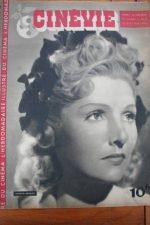 1946 Simone Renant Simone Simon Carol Stewart