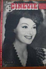 1946 Edwige Feuillere Van Johnson Jean Parker
