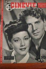 1946 Maria Montez Jean Pierre Aumont Leslie Brooks