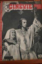 46 Ivan the Terrible Nikolai Cherkasov Marilyn Maxwell