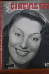 1946 Gaby Morlay Peggy Knudsen Mila Parely
