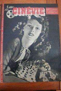 1945 Vintage Rita Hayworth Betty Grable