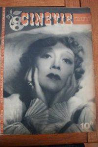 1945 Mag Edwige Feuillere Diana Lewis Jennifer Jones