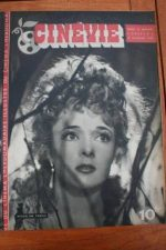 1945 Micheline Presle Katharine Hepburn Elaine Shepard