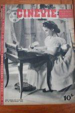 1945 Josee Conrad Danielle Darrieux Lana Turner