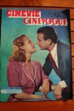 1948 Francois Perier Madeleine Robinson Ginger Rogers