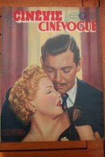 48 Lana Turner Clark Gable Ingrid Bergman Charles Boyer