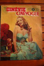 1948 Mag Linda Darnell Luis Mariano Marguerite Chapman