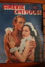 48 Dorothy Lamour Jon Hall Perdriere Shirley Temple