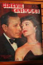 1948 Marilyn Maxwell George Raft Dolores Del Rio Lamour
