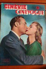 Lauren Bacall Charles Boyer Ingrid Bergman Gregory Peck
