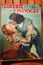 1948 Mag Linda Darnell Richard Greene Laurence Olivier