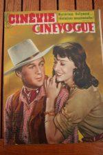 Gary Cooper Paulette Goddard Orson Welles Tyrone Power