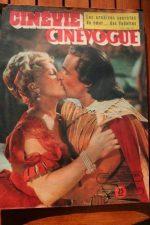 1949 Orig magazine Lana Turner Gene Kelly Janis Paige