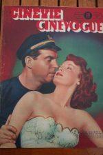1948 Magazine Ava Gardner Fred Mac Murray