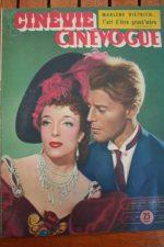 49 Gerard Philipe Marlene Dietrich Compagnons Chanson