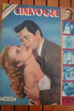 1948 Terry Moore Glenn Ford Rita Hayworth Joseph Cotten