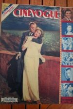Ingrid Bergman Charles Boyer Errol Flynn Vivien Leigh
