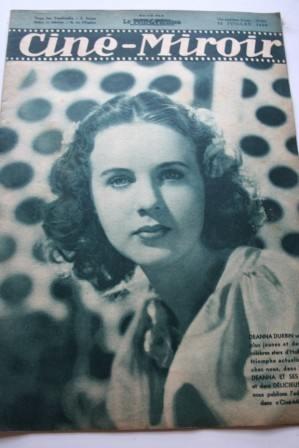 1938 Deanna Durbin Irene Dunne Cary Grant Tom Sawyer