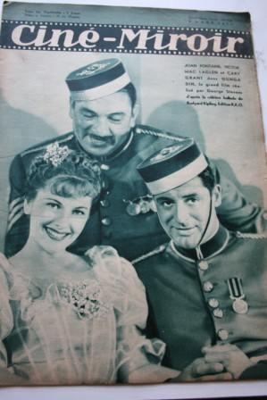 1939 Gunga Din Cary Grant Merle Oberon James Stewart