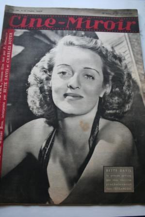 1946 Bette Davis Walter Pidgeon Maureen O'Hara Stanwyck