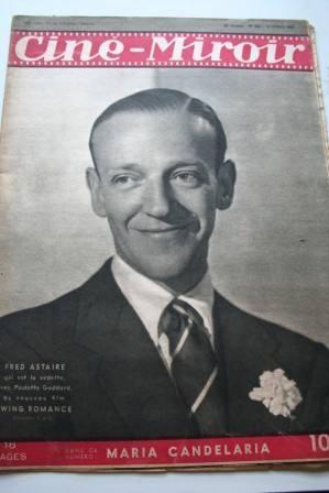 47 Fred Astaire Pagnol Dolores Del Rio Pedro Armendariz