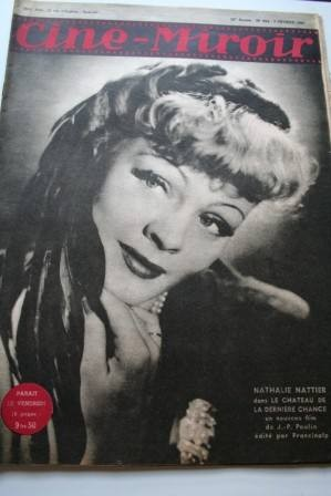 47 Tyrone Power Rita Hayworth Grace Moore June Allyson