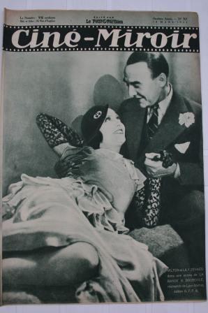 Original 1932 Lily Zevaco Milton Carmen Boni Jean Weber