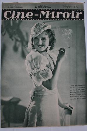 Original 32 Lilian Harvey Clark Gable Madeleine Renaud