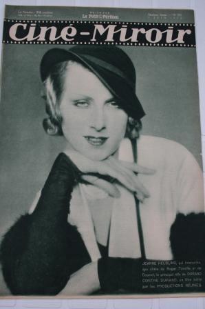 Original 1932 Jeanne Helbling Fernandel Brigitte Helm