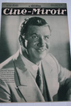 Original 1932 George Bancroft Jeanette Mac Donald