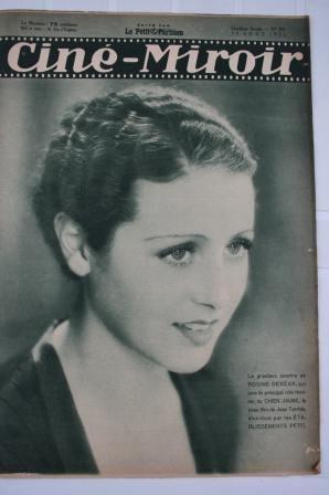 Original 32 Rosine Derean Joan Crawford Florelle Ducaux