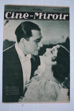 1932 Suzy Vernon Rintintin Lilian Harvey Joan Marsh