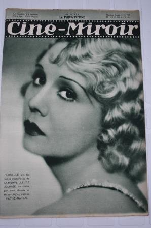 Original 1932 Florelle Jackie Cooper Wallace Beery